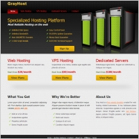 Internet Service Provider Website Templates Free Website