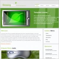 Greeny Box Template