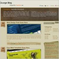 grunge blog