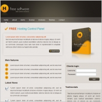 H Free Software Template