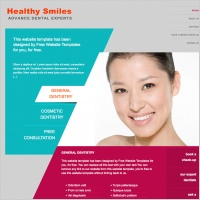 Healthy Smiles Template