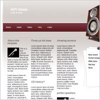 HIFI News Template