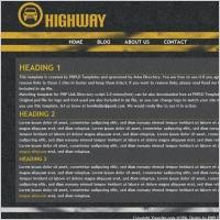 Highway Template