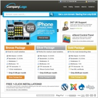 HostPay 3 Template