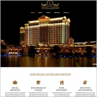 Casino Website Templates Free