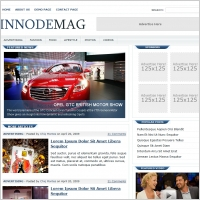 InnodeMag Template