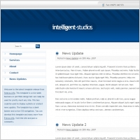 Intelligent Studios Template
