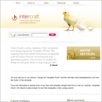 Intercraft Template