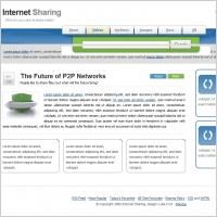 Internet Sharing Template