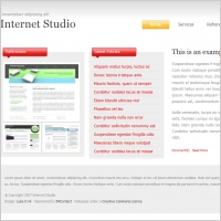 Internet Studio Template