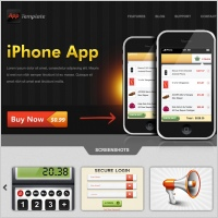 iPhone App Template
