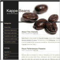 kappe beans