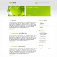 LeafBiz Template