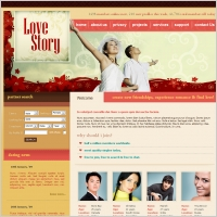 Love Story Template