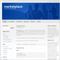Marketplace 1.0 Template