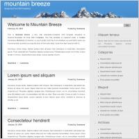 mountain breeze