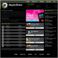 Music Show Template