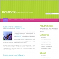 neatness