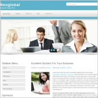 Neoglobal Template