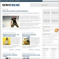 NewsTheme Template