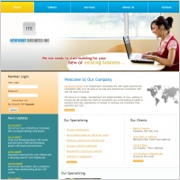NewWave Business Inc. Template