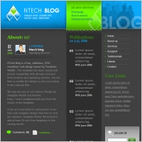 NTech Blog Template