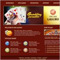 Online Casino Template