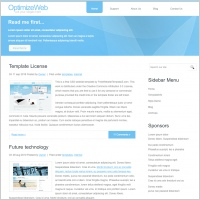 OptimizeWeb Template