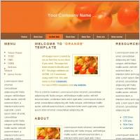 Orange Template