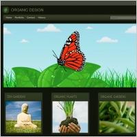 Organic Design Template