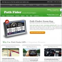 Path Fider Template