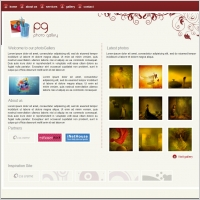 photo Gallery Template