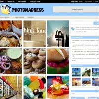 Photo Madness Template