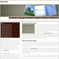 Photo Portal Template