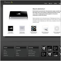 Photon X Template
