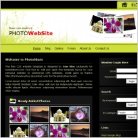 PhotoShare Template