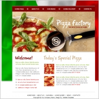 Pizza Factory Template