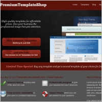 PremiumTemplateShop Template