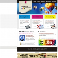 multi color web template free website templates for free download