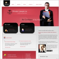 Private Lawyer Co. Template