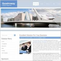 Quadroway Template