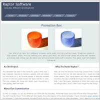 Raptor Software Template
