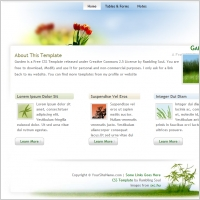 RS Garden Template