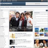 Schemer Mag Template