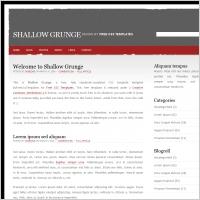 shallow grunge