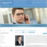 Shape world Template