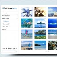 ShutterPress Template