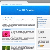 free simple template free website templates for free download about