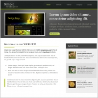 Javascript Website Free Website Templates For Free Download