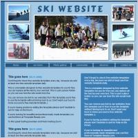 Ski Template